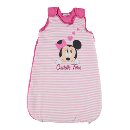 pink or blue Girls Schlafsack Disney Minnie rosa