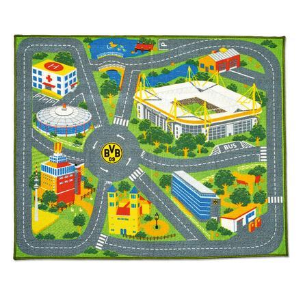 BVB spiller tæppe