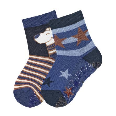 Sterntaler Boys Tileflitzer Air Doublepack Bear+Stars azul