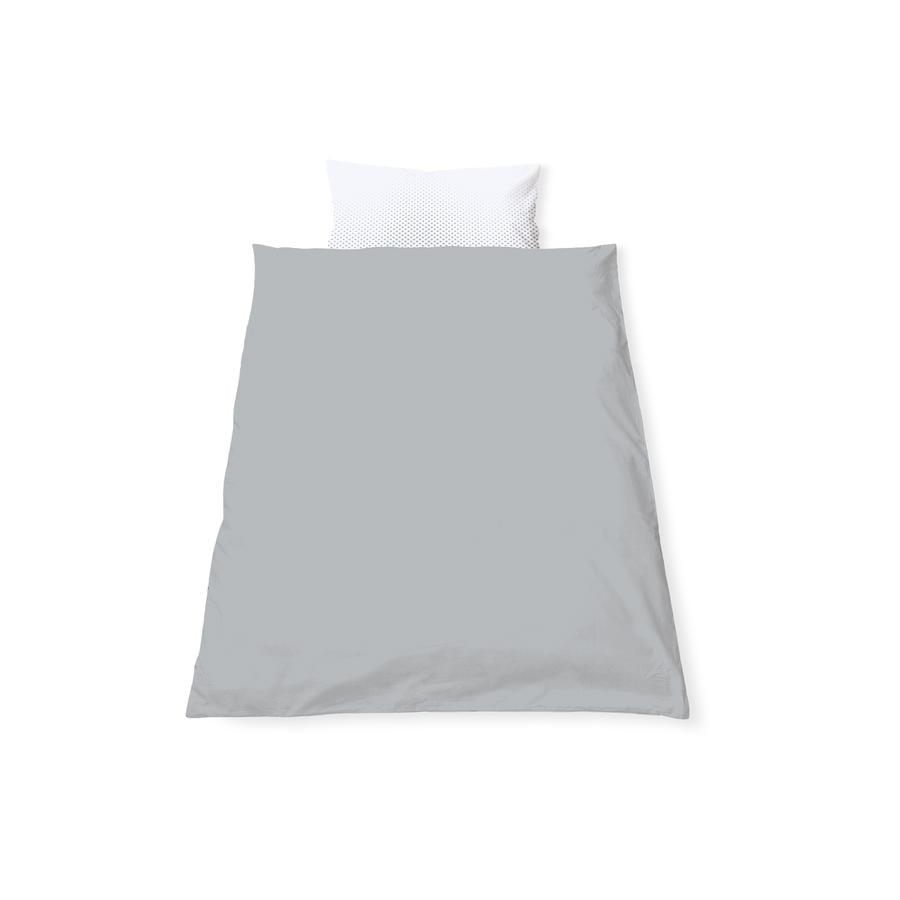 Pinolino vendbar sengelinned 100 x 135 cm Running Stars grå