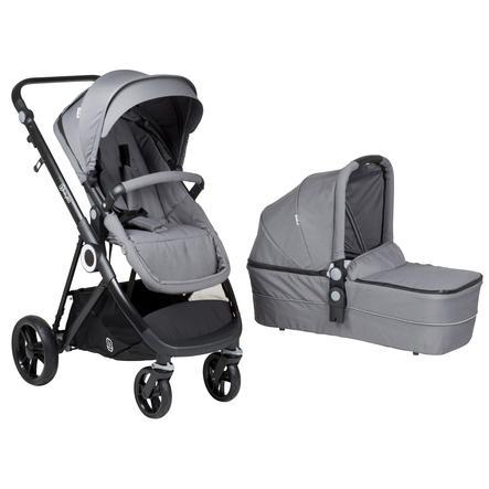 babyGO Kinderwagen Vogue Grey