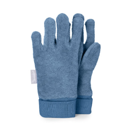 Sterntaler Rękawica na palec Rękawica mikrofleece średnioniebieski