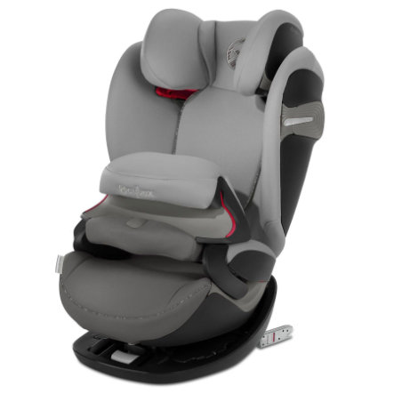 cybex GOLD Silla de coche Pallas S-fix Manhattan Grey
