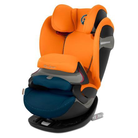cybex GOLD Kindersitz Pallas S-Fix Tropical Blue