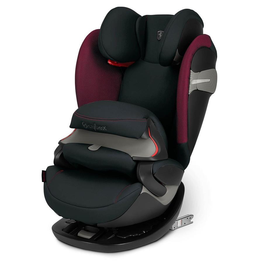 cybex GOLD Kindersitz Pallas S-Fix Scuderia Ferrari Victory Black