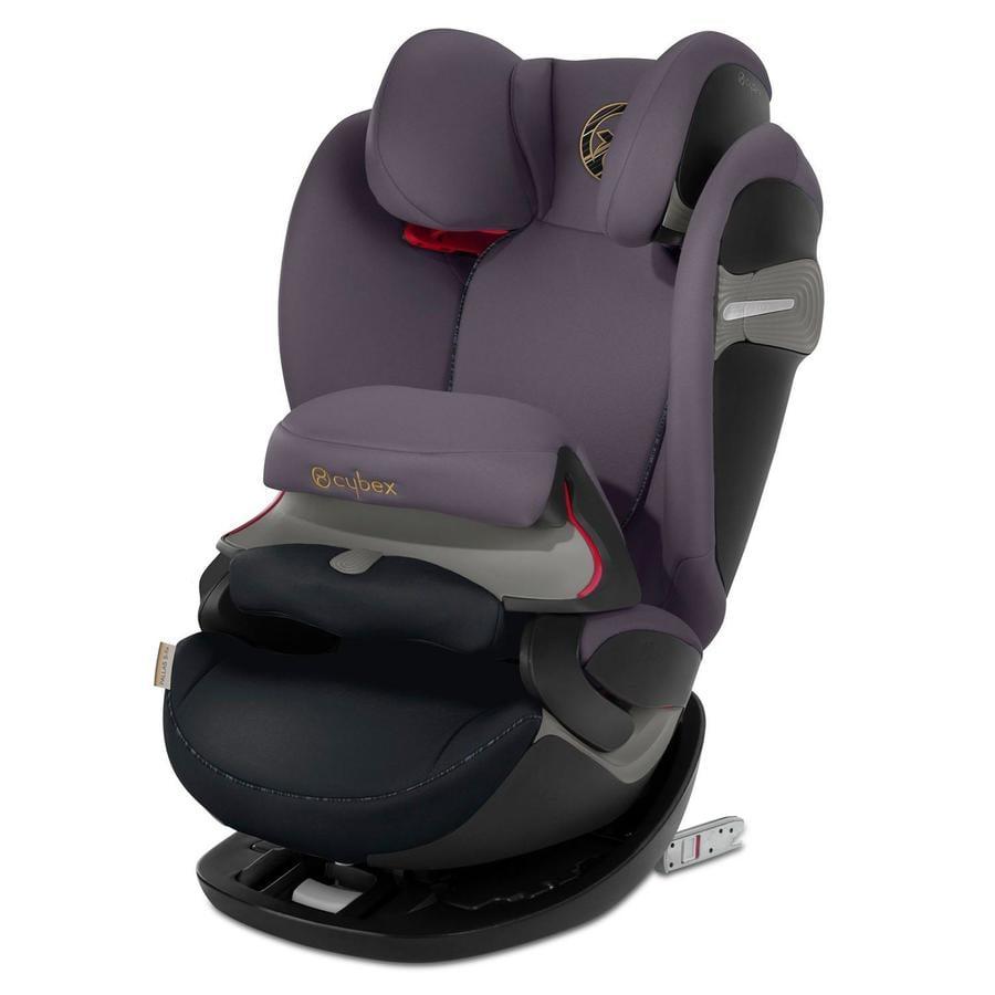 cybex GOLD Kindersitz Pallas S-Fix Premium Black