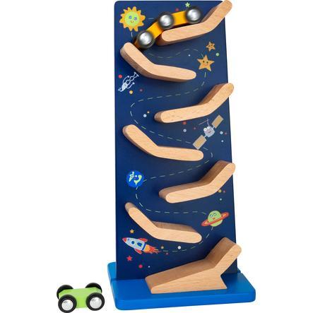 small foot® Circuit à billes tour Space bois
