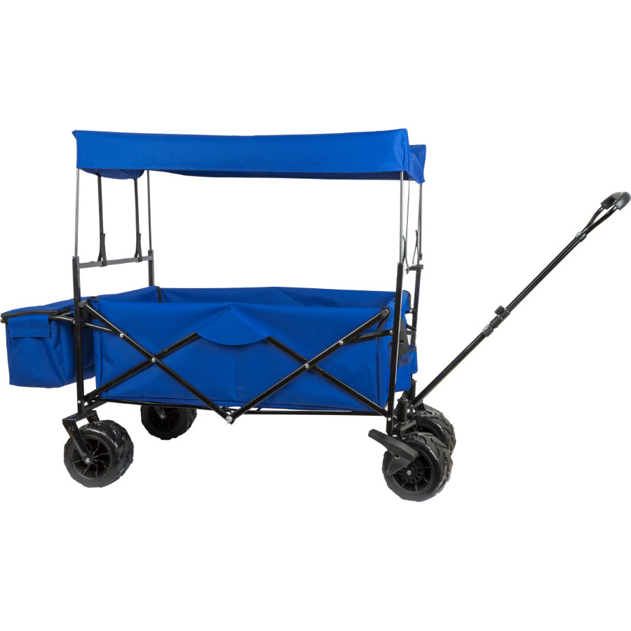 small foot® Chariot enfant pliable, capote bois