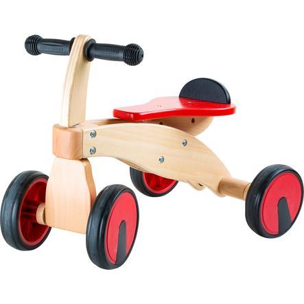 small foot® Loopfiets Rode Racer