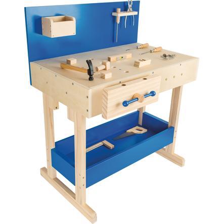 malá noha Dětský pracovní stůl s příslušenstvím