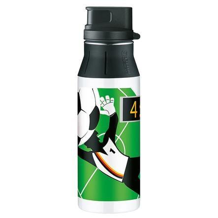 ALFI elementBottle mit Trinkverschluß - Soccer 0,6 l