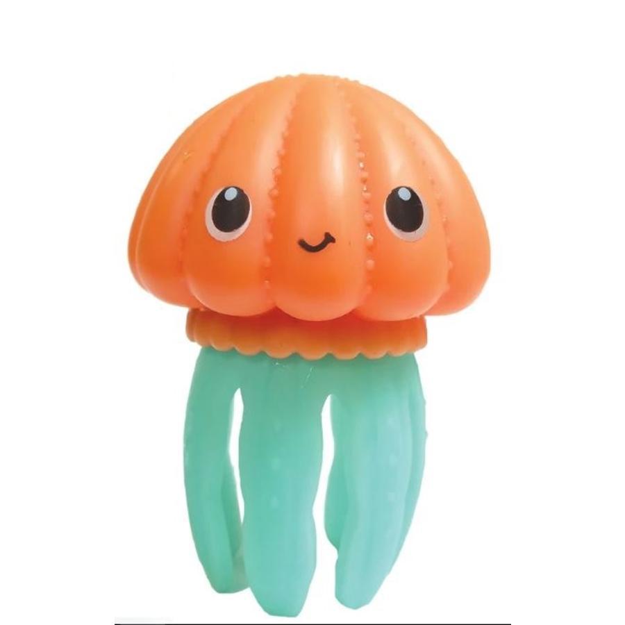 Infantino Jouet de bain méduse scintillante