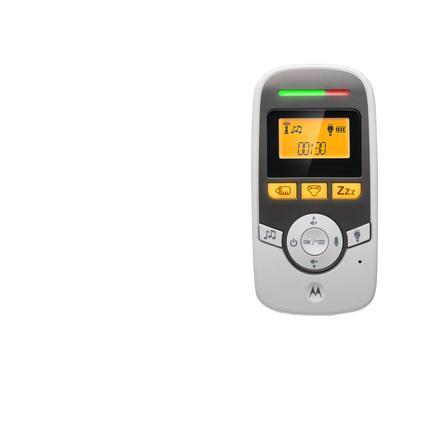 """Motorola digital Audio Babyfoon MBP161 met 1,5"""" LCD"""