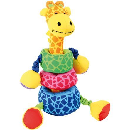 malá nožní zásuvná žirafa