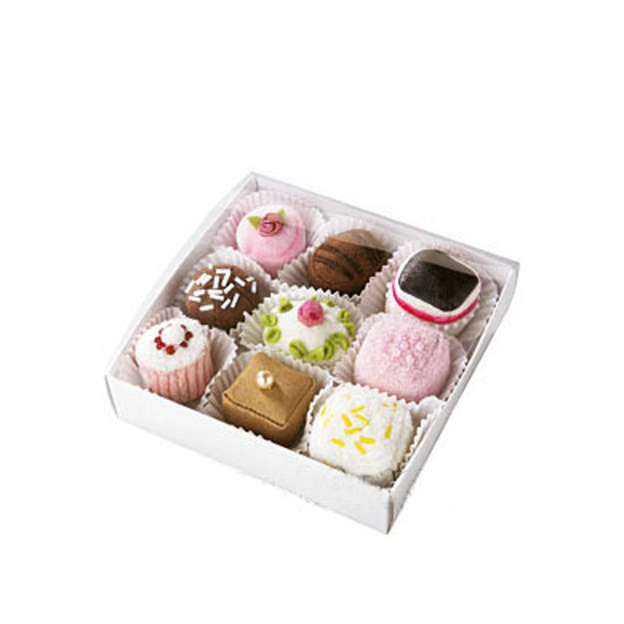 HABA Petit Fours Chocolates 9 Pieces