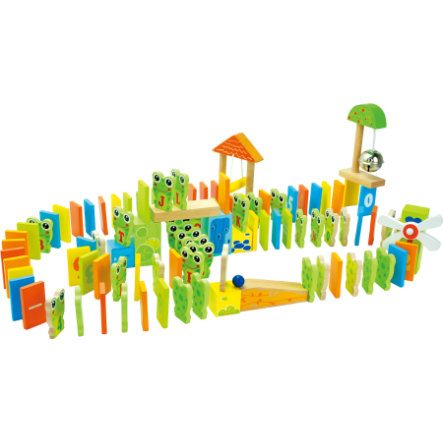 small foot® Domino Rally Frogs
