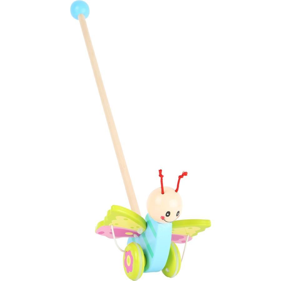 small foot  Glidende dyr sommerfugl