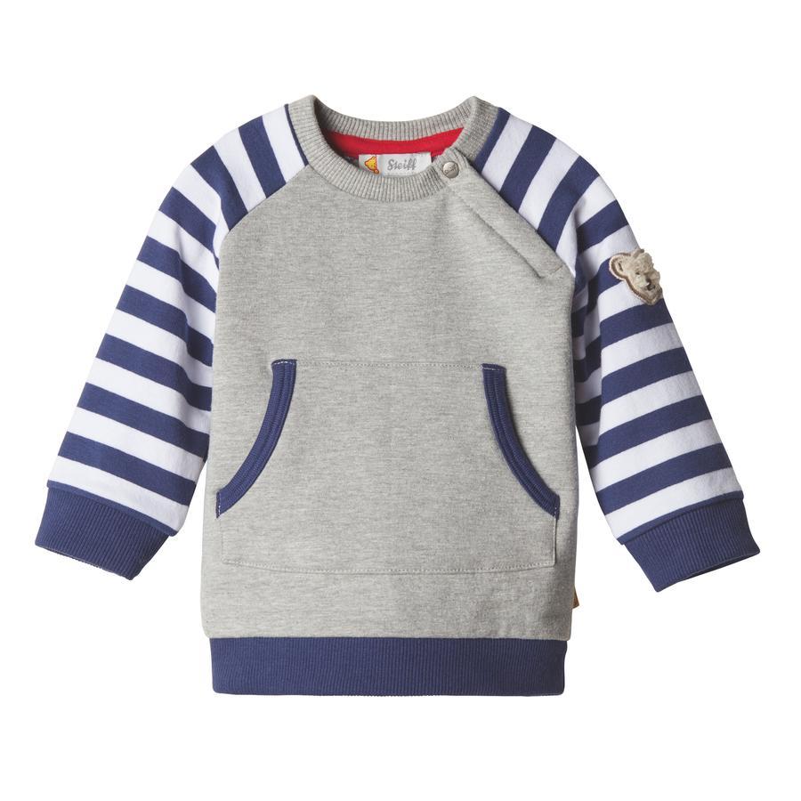 Steiff Boys Sweatshirt, quarry