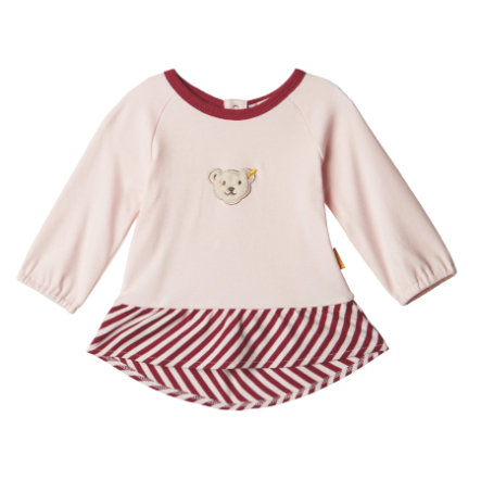 Steiff Girls Camisa de manga larga, barely rosa