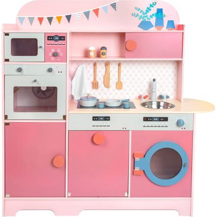 small foot® Børnekøkken Pink Gourmet