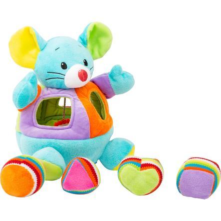 malá zásuvná myš pro hračku s látkou