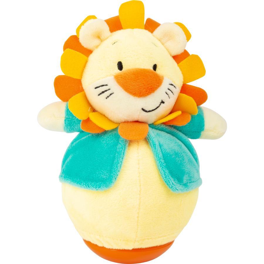 malý lev stojící postava lev