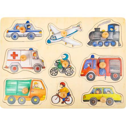 small foot® Puzzle Środki transportu