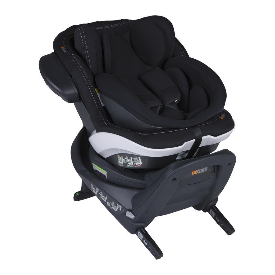 BeSafe Kindersitz iZi Twist B i-Size Premium Car Interior Black