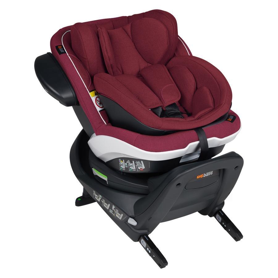 BeSafe Kindersitz iZi Twist B i-Size Burgundy Mélange