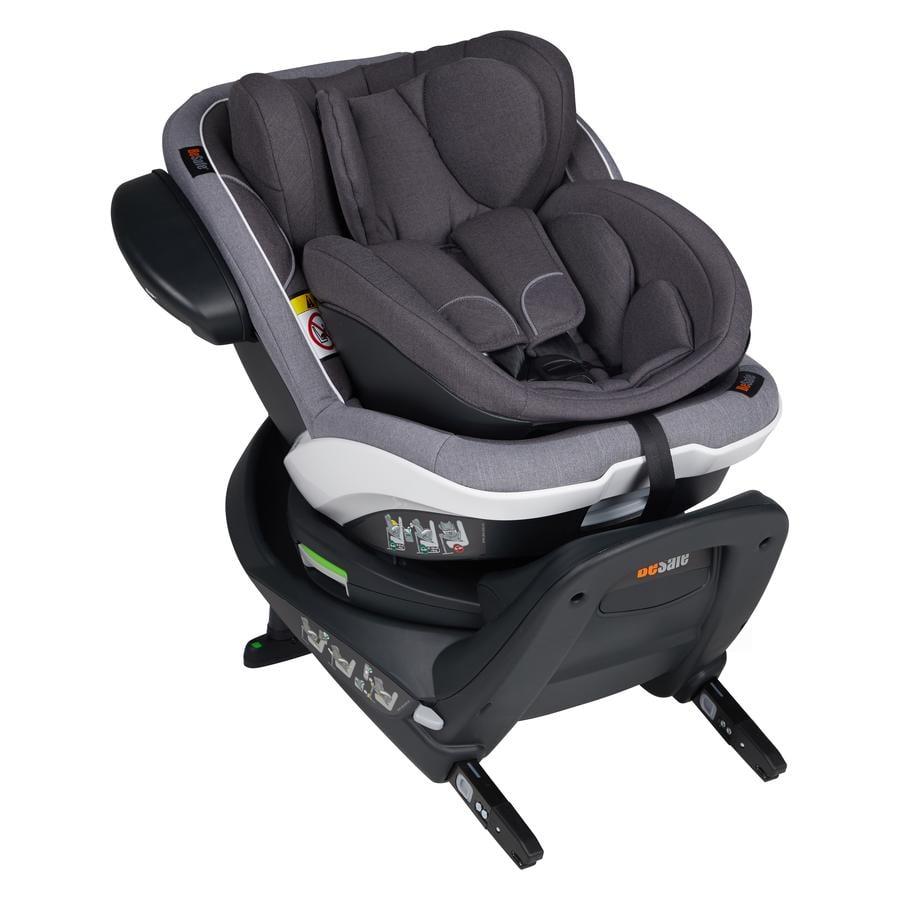 BeSafe Kindersitz iZi Twist B i-Size Metallic Mélange