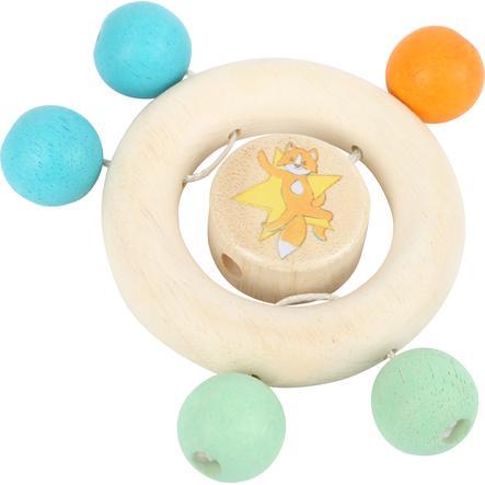 small foot® Greifring Lex mit Perlen