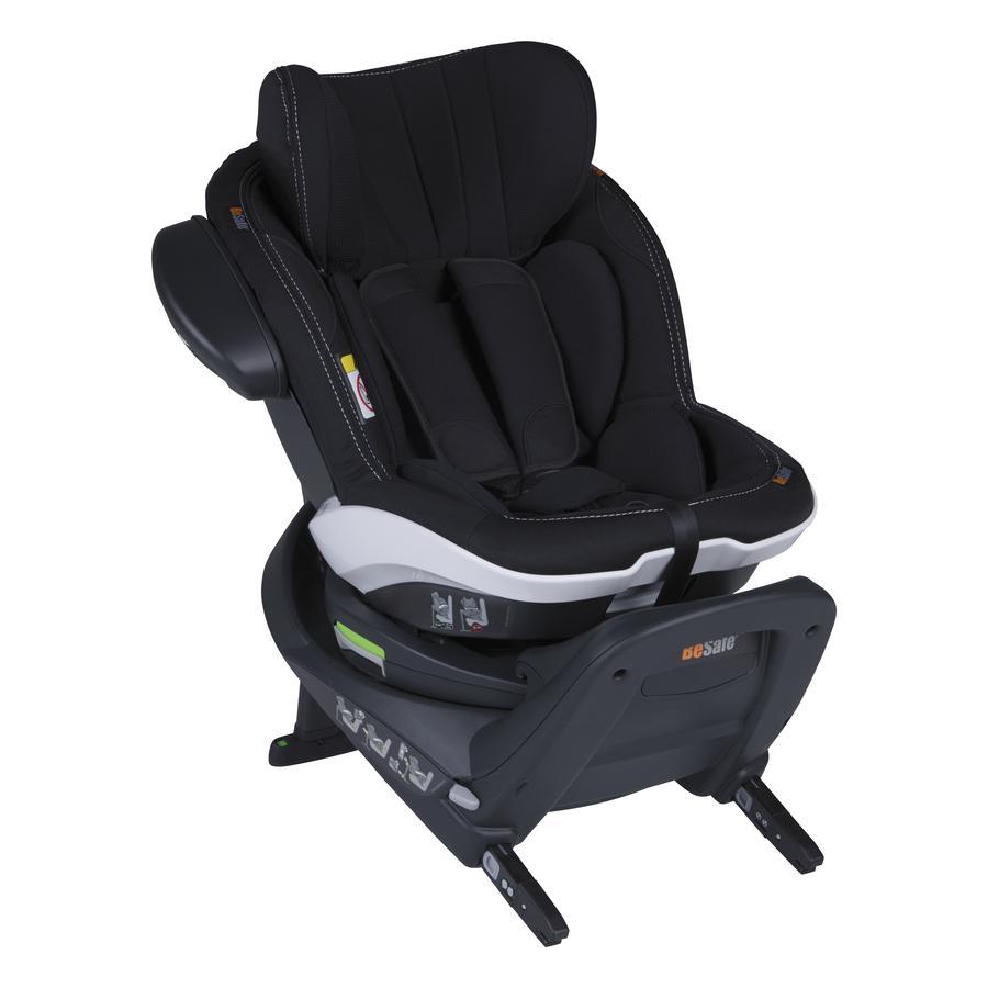 BeSafe Kindersitz iZi Twist i-Size Premium Car Interior Black