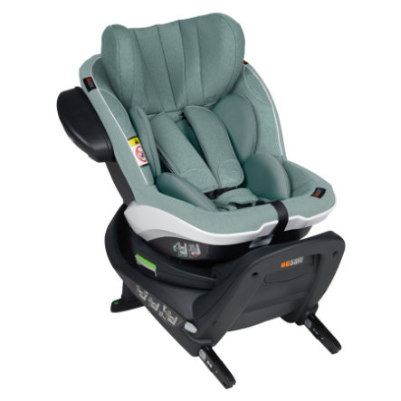 BeSafe Kindersitz iZi Twist i-Size Sea Green Mélange