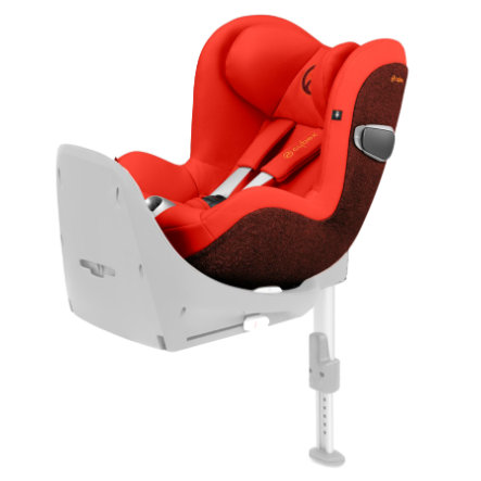 cybex PLATINUM Kindersitz Sirona Z i-Size Autumn Gold-burnt red
