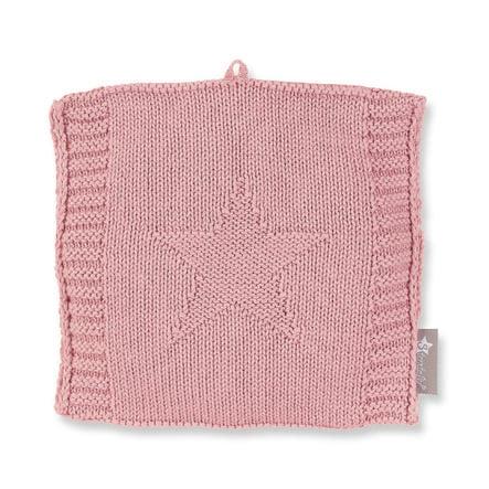 Sterntaler Strikket varmepose rosa
