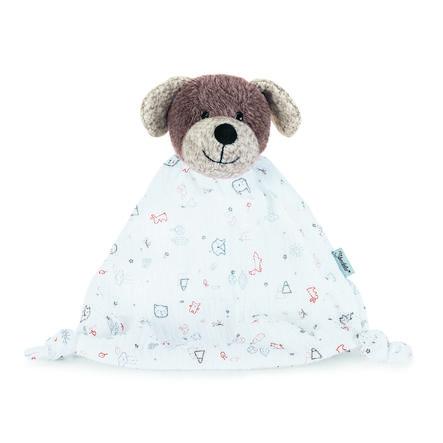 Sterntaler Knuffeldoek hond Hanno