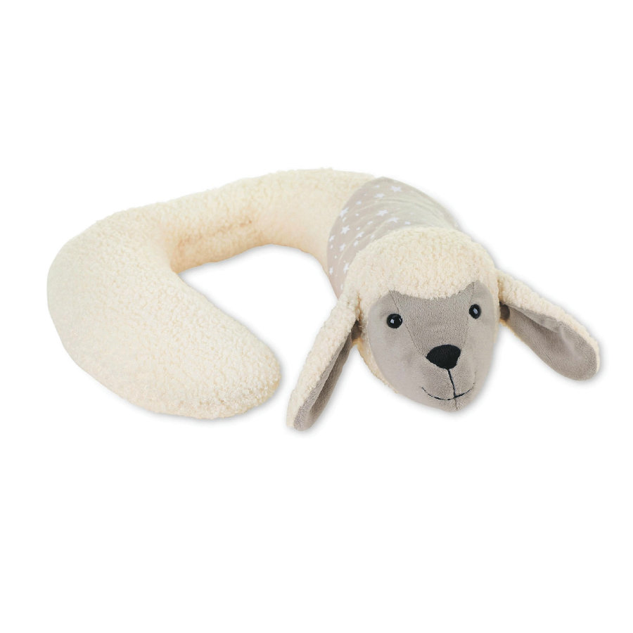Sterntaler Coussin tour de cou enfant pour siège auto T.L mouton Stanley