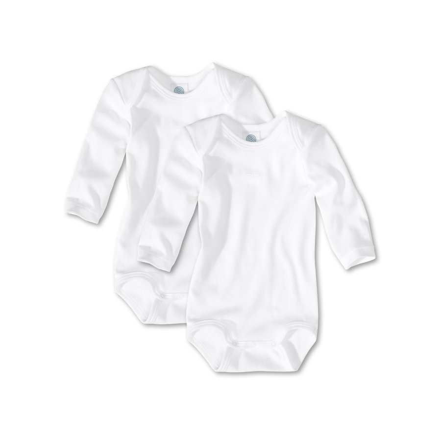 SANETTA Baby Body 1/1 Arm - 2-pack