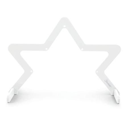 Sterntaler Play bow star star wood wood white