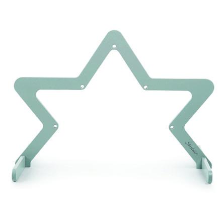 Sterntaler Spielbogen Stern Holz grau