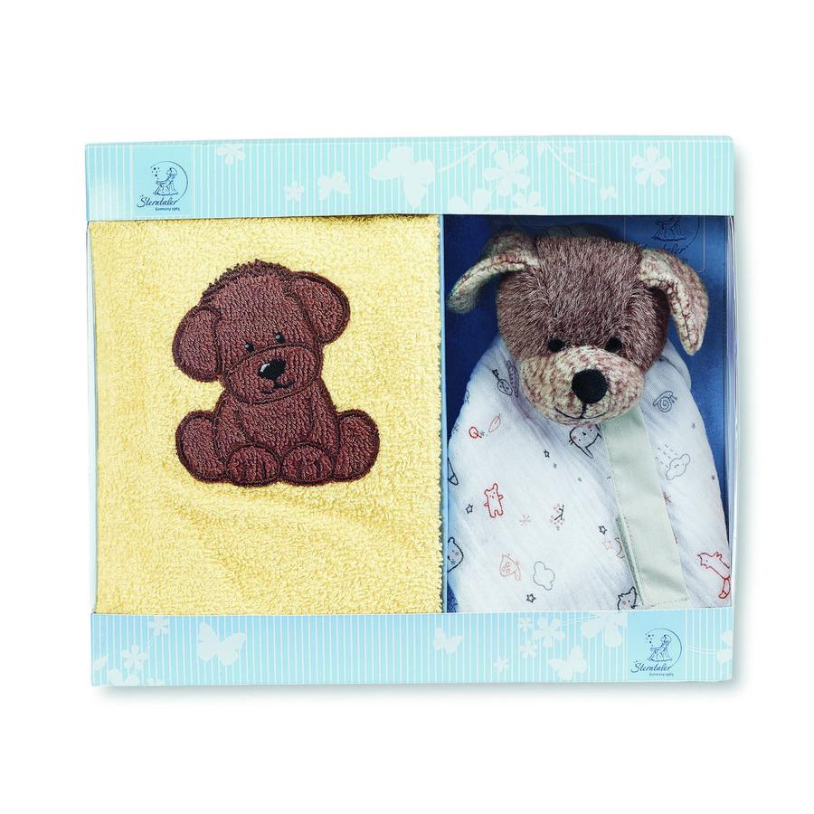 Sterntaler Geschenkset Hond Hanno