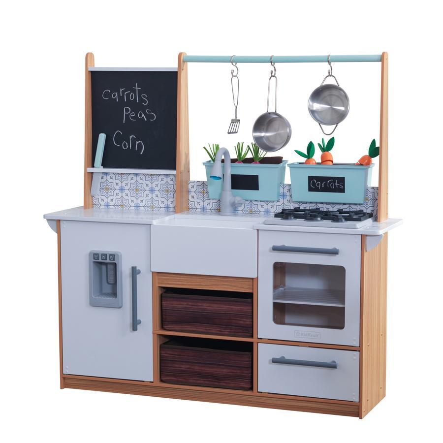 Kidkraft® Cuisine enfant ferme, bois 53444