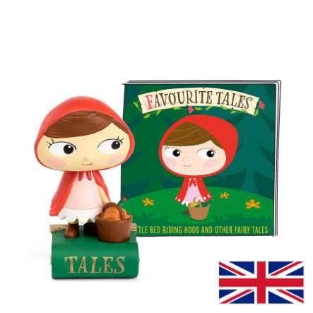tonies® Favourite tales - Little Red Riding Hood and other fairy tales