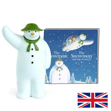 tonies® The Snowman -The Snowman and the Snowdog