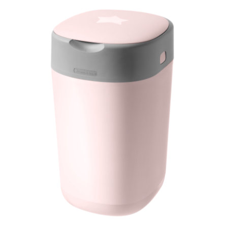 Tommee Tippee Twist & Click Windeleimer Rosa