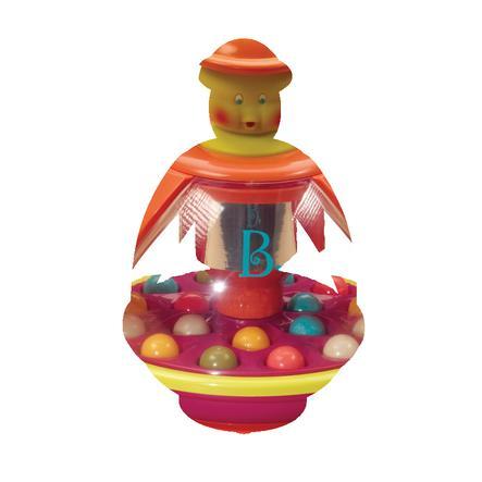 B. hračky topy Poppitoppy mandarinka
