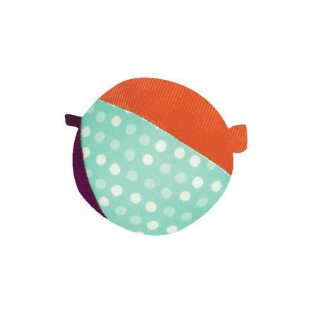 B.toys - Ballon enfant de motricité Fabric Ball Sliced, tissu