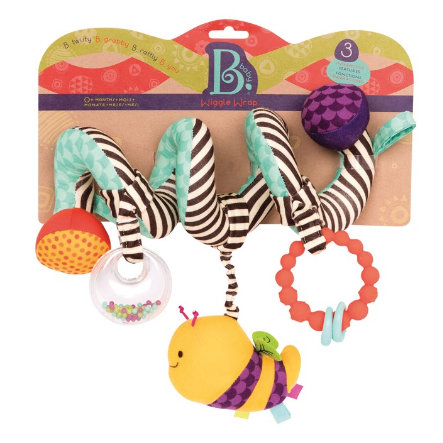 B. speelgoed kinderwagen spiral