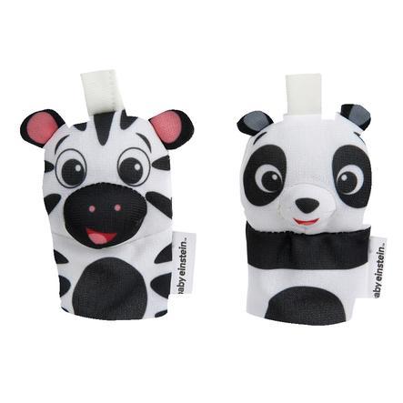 baby einstein™ Fingerpuppen Zebra und Panda