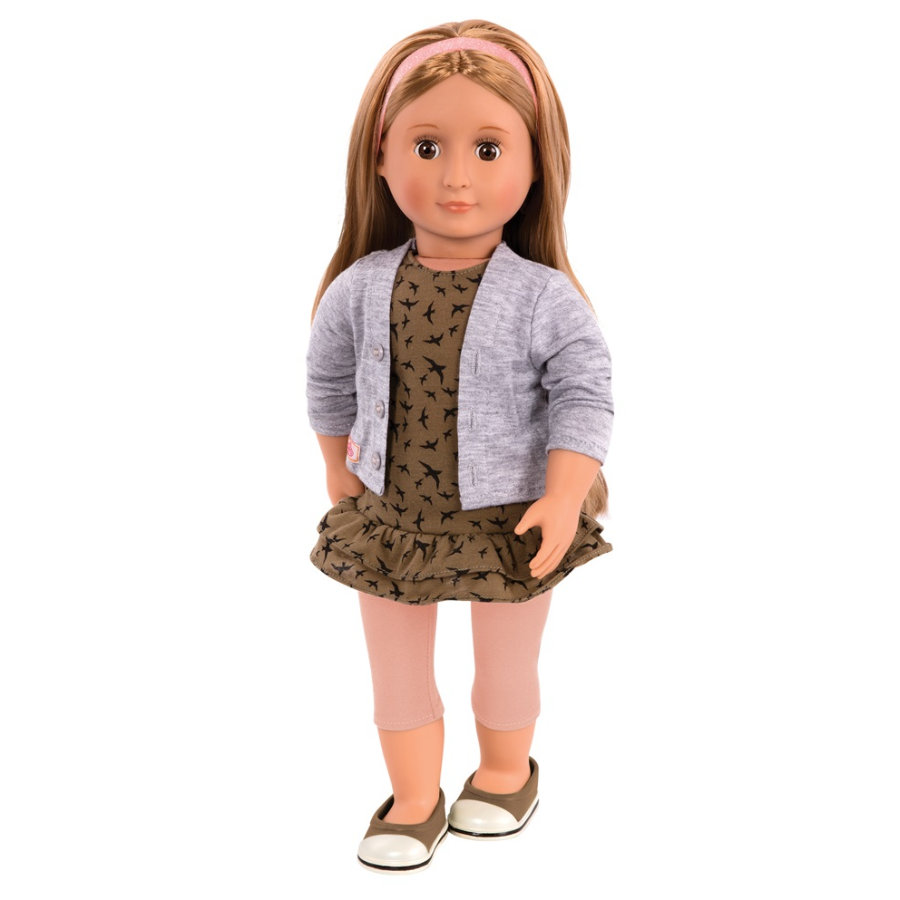 Our Generation - Dukke Arianna, 46 cm